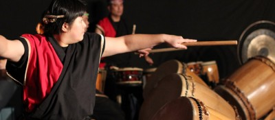 Sansho Daiko returns to Topham